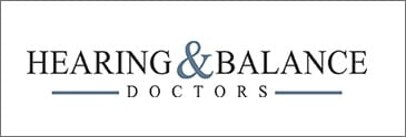 Hearing & Balance Doctors header logo
