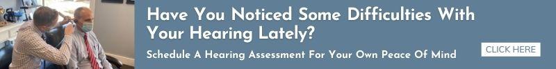 schedule a hearing assessment CTA